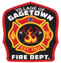 NOTICE FROM GAGETOWN FIRE DEPARTMENT